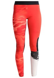 Reebok Tights Carote Red