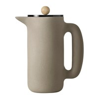Muuto Push Coffee Maker Stone Grey