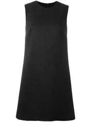 Dolce And Gabbana Shift Dress Grey