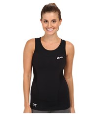 2Xu Compression Tank Black Black Women's Sleeveless