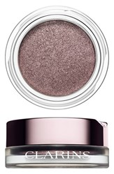 Clarins 'Ombre Iridescente' Cream To Powder Iridescent Eyeshadow Silver Plum 07
