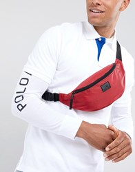 New Look Fanny Pack In Red Red