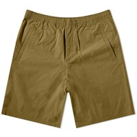 Acne Studios Romeo Cotton Ripstop Short Green