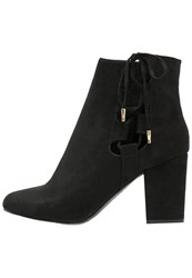 Dorothy Perkins Annabelle Ankle Boots Black