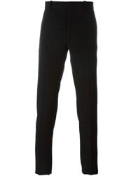 Jil Sander Slim Fit Trousers Black