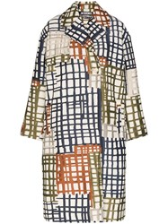 Jacquemus Le Manteau Carreaux Coat 60