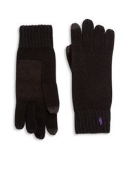 Polo Ralph Lauren Cashmere Touch Gloves Polo Black
