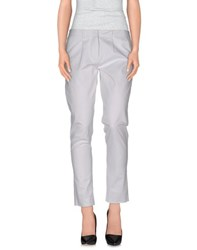 Messagerie Trousers Casual Trousers Women White
