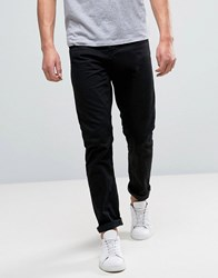 Kiomi Jeans In Relaxed Fit Black