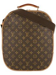 Louis Vuitton Vintage Sac A Dos Backpack Brown