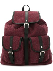 Jost Farum Backpack Red