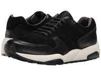 Z Zegna Tech Racer 2.0 Sneaker Black Men's Lace Up Casual Shoes