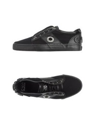 Cnc Costume National C'n'c' Costume National Low Tops And Trainers Black