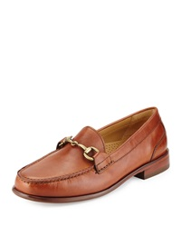 Cole Haan Fairmont Horsebit Leather Loafer British Tan