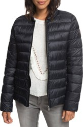Roxy Endless Dreaming Puffer Coat True Black