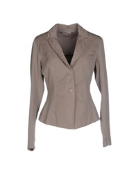 European Culture Suits And Jackets Blazers Women Azure