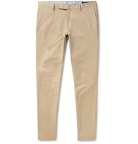 Polo Ralph Lauren Slim Fit Stretch Cotton Twill Chinos Neutrals