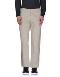 Mauro Grifoni Denim Denim Trousers Men Ivory