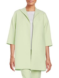 Lafayette 148 New York Mary Topper Jacket Mint