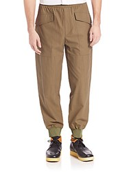 3.1 Phillip Lim Quilted Cargo Pants Fatigues