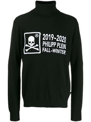 Philipp Plein 20Th Anniversary Jumper Black