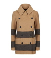 Rag And Bone Skye Pea Coat Female Neutral