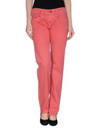 Replay Denim Pants Coral