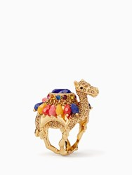 Kate Spade Spice Things Up Camel Ring Multi
