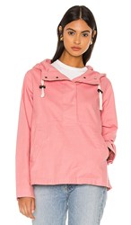 The North Face Shipler Ii Anorak In Pink. Mauveglow