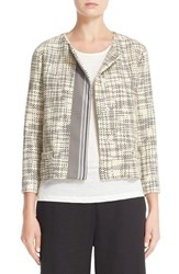 Fabiana Filippi Women's Tweed Canvas Jacket