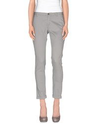 Peuterey Trousers Casual Trousers Women Grey