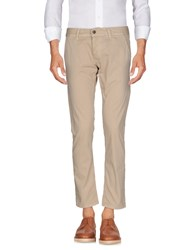 Jeanseng Casual Pants Beige