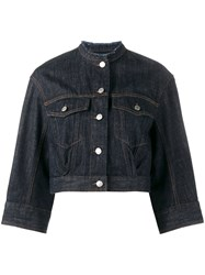 Dries Van Noten Valdez Denim Jacket Blue