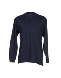 Edward Spiers T Shirts Dark Blue