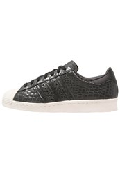 Adidas Originals Superstar 80S Trainers Core Black Offwhite