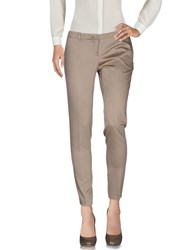 Aniye By Casual Pants Khaki