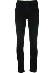 Citizens Of Humanity Skinny High Rise Jeans Black