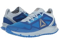 Reebok All Terrain Freedom Awesome Blue Gable Grey Asteroid Dust Horizon Blue Men's Running Shoes