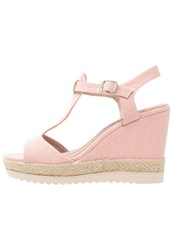 Refresh Platform Sandals Nude