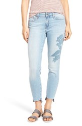 Mavi Jeans Women's Adriana Ankle Skinny Colored Laser Icon