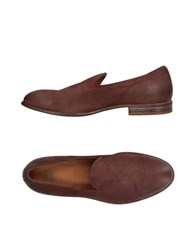 Moma Loafers Dark Brown