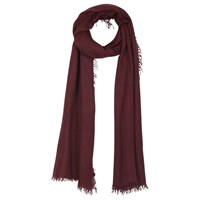 Gerard Darel Arizona Scarf Dark Red