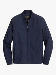 J.Crew Relaxed Bomber Jacket Navy