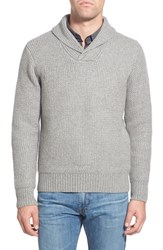 Men's Schott Nyc Regular Fit Shawl Collar Sweater