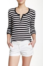 J.Crew Factory Striped Thermal Multi