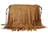 Steve Madden Fringe Crossbody Camel Cross Body Handbags Tan