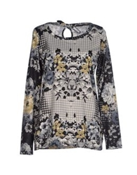 Fly Girl Sweaters Grey