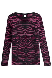 Just Cavalli Pullover With Mohair And Wool Gr. M