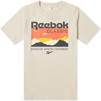 Reebok Trail Tee White