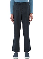Marni Panelled Seam Suiting Pants Grey